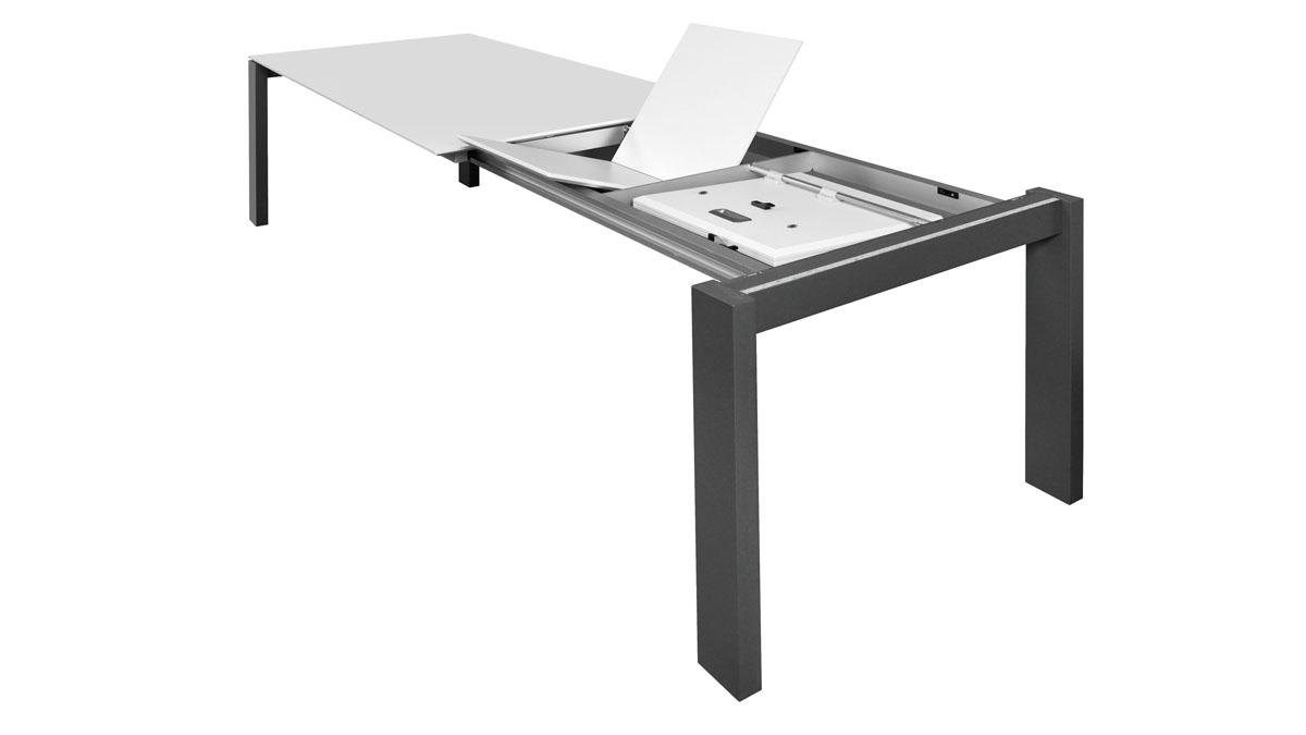 now dining verl ngerungsplatte 50 cm zum nachtr glichen anbau an esstisch et 20 mit 1. Black Bedroom Furniture Sets. Home Design Ideas