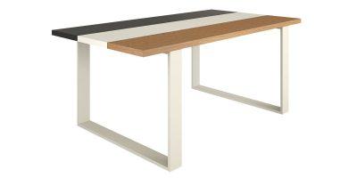 now! dining Esstisch ET 17 – Designe selbst oder lasse von uns designen (1.250 Design-Varianten!)