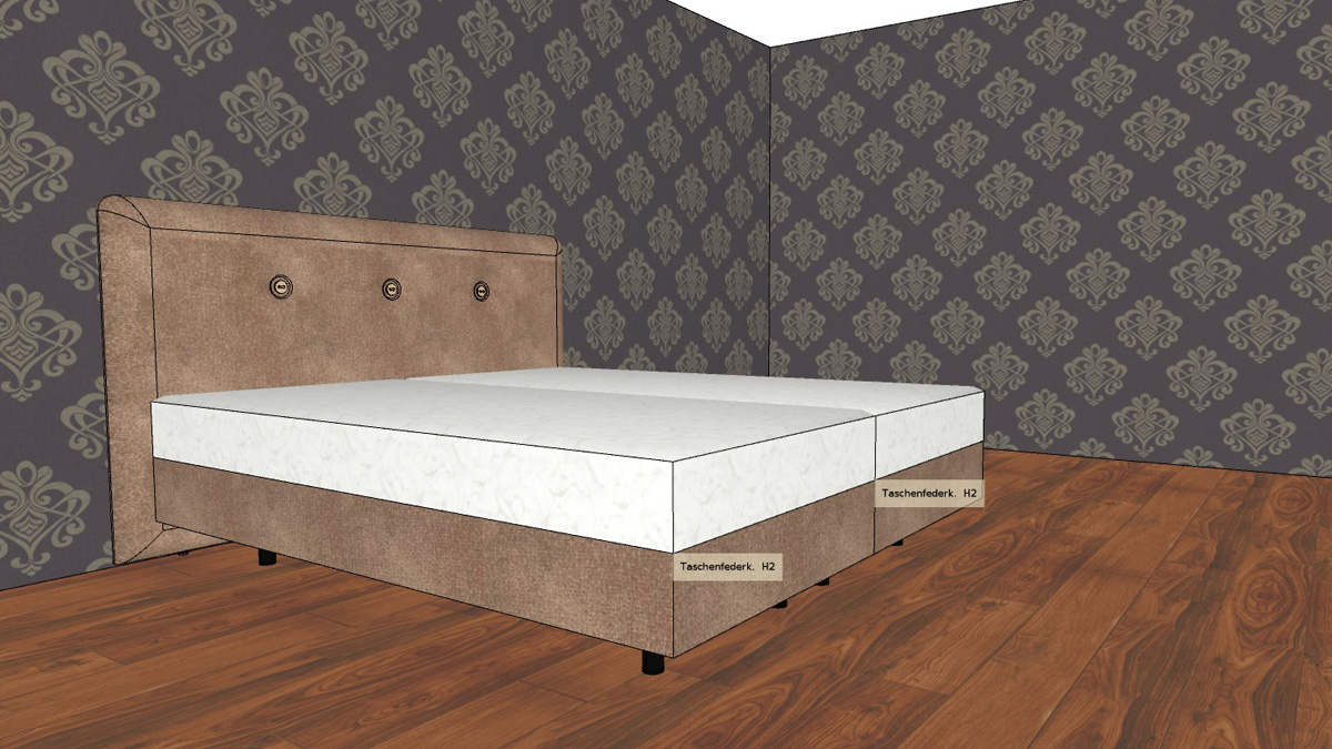 h lsta boxspring bett now boxspring bett b einrichtungsh user h ls schwelm h lsta boxspring. Black Bedroom Furniture Sets. Home Design Ideas