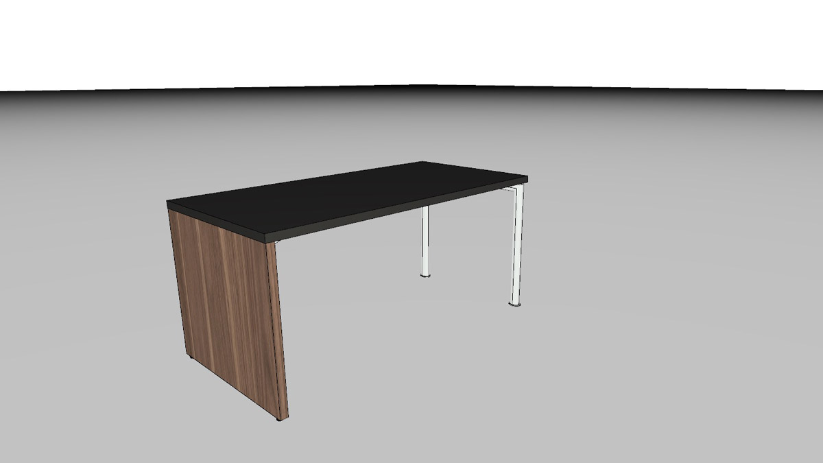 now time schreibtisch jetzt online konfigurieren. Black Bedroom Furniture Sets. Home Design Ideas