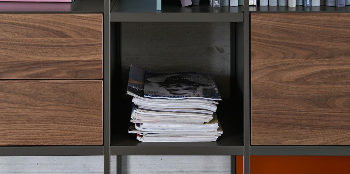 aktion h lsta now vision regal 960004. Black Bedroom Furniture Sets. Home Design Ideas