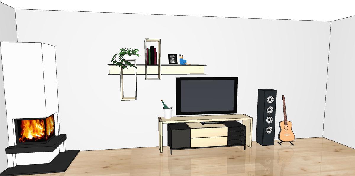 Now spin wohnwand vorzugskombination jetzt for Wohnwand konfigurieren