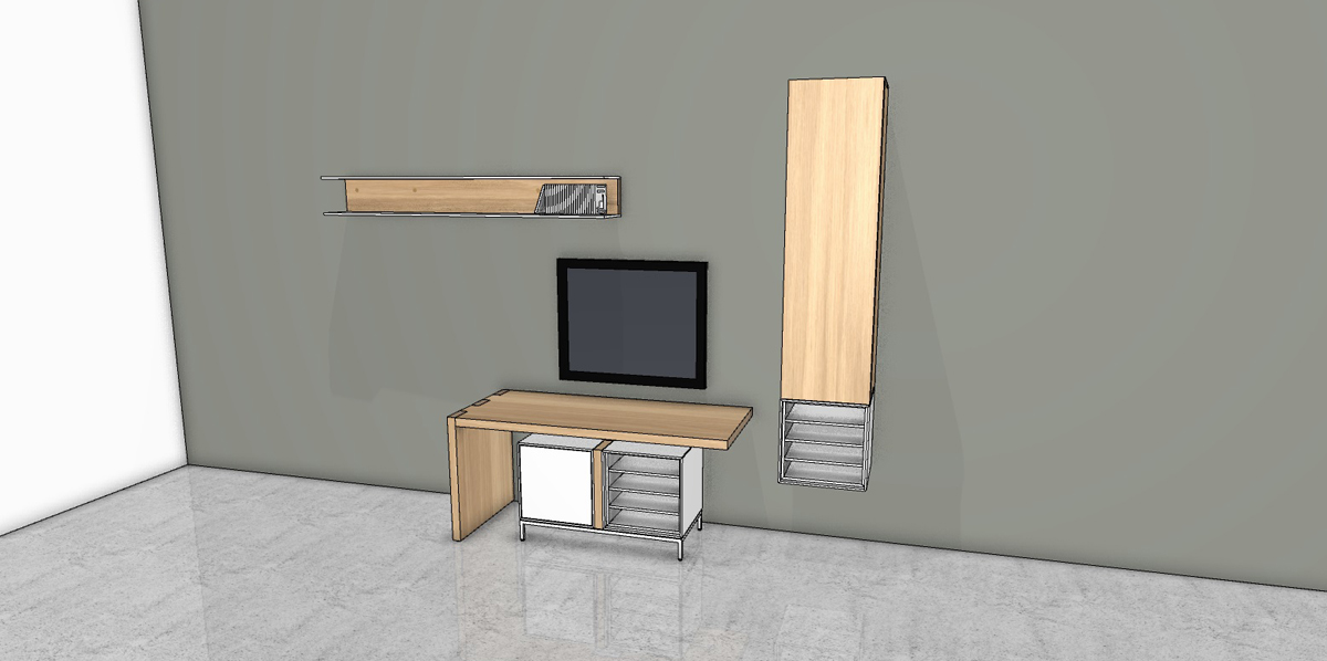 Now spin wohnwand vorschlagskombination jetzt online for Wohnwand konfigurieren