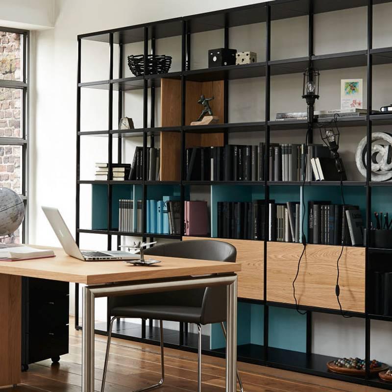 Arbeiten Mit Den Home Office Mobeln Von Now By Hulsta