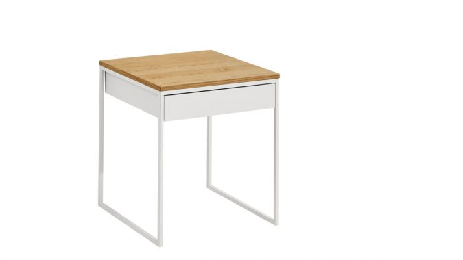 now! by hülsta Coffeetables CT 17-2 mit Schublade