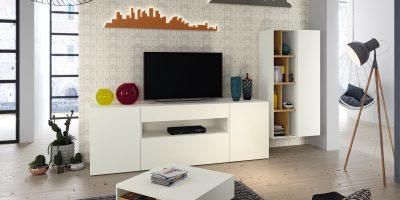 now! vision Wohnwand zum Vorzugs-Preis