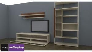 Hulsta Now Vision Wohnwand 990006 Versandkostenfrei Bestellen