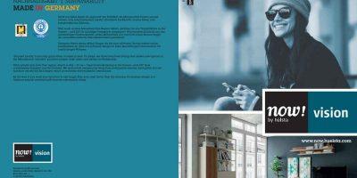 now! vision Broschüre