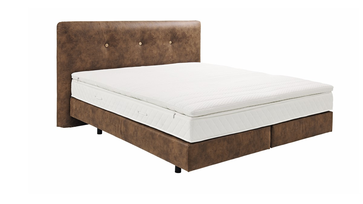 konfigurator now boxspring bett a kopfteil mit kn pfen aus olivenholz 64 m gliche looks. Black Bedroom Furniture Sets. Home Design Ideas
