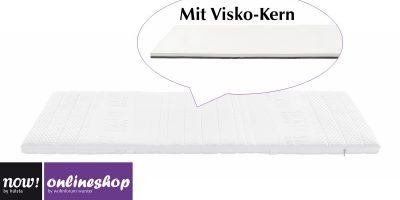 now! Topper mit VISKO-Kern und Rundumreißverschluss (in allen Größen)