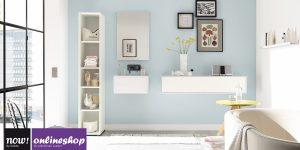 hülsta NOW! EASY Badezimmer-Möbel-Set (3 teilig)