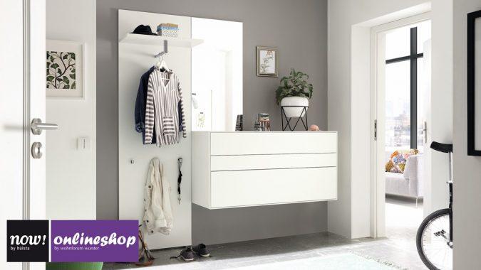 now! easy Garderobe