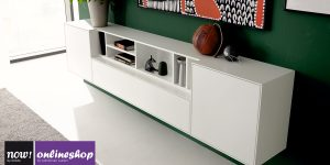 hülsta NOW! EASY Sideboard in 3 versch. Designs ca. H72,2 cm x B230,4 x T33 cm