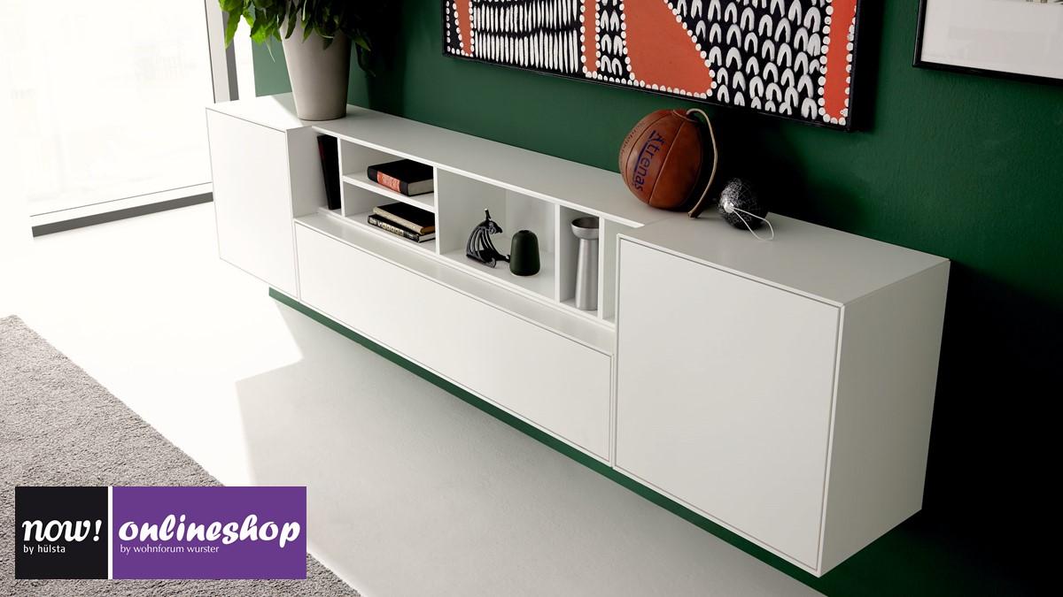 Hülsta Now Easy Sideboard In 3 Versch Designs Ca H722 Cm X B2304 X T33 Cm