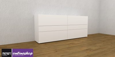 now! for you Sideboard mit 6 Schubladen (Vorzugskombination)