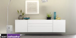 hülsta NOW! EASY Sideboard ca. H64 x B256 x T 44,8 cm
