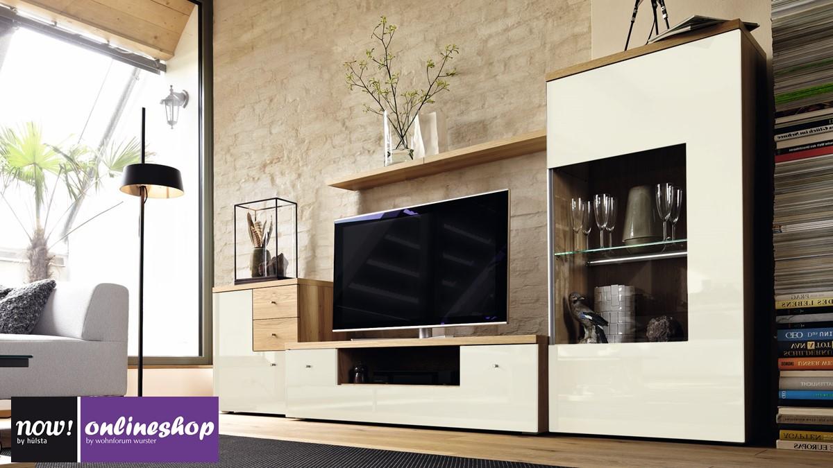 Hülsta Now Time Wohnwand 990006 In 19 Verschiedenen Designs