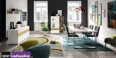 Komplettes now! vision Esszimmer im Set – Gestalte jetzt Dein eigenes Esszimmer mit nur 3 Klicks!