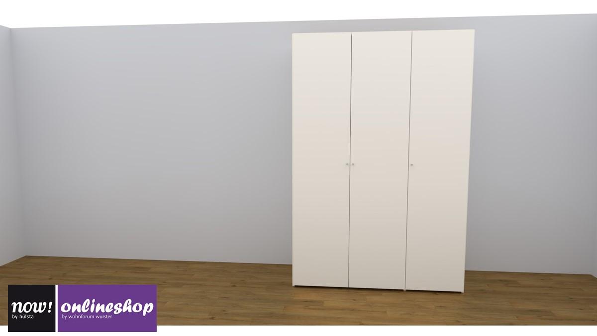 h lsta now flexx vorzugs kleiderschrank 990001 4. Black Bedroom Furniture Sets. Home Design Ideas