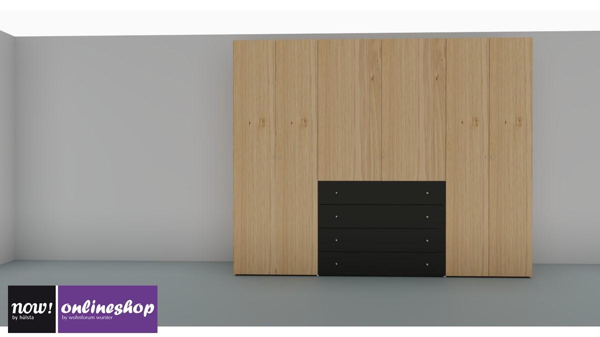 Hulsta Now Flexx Kleiderschrank 980501 15 Versch Designs