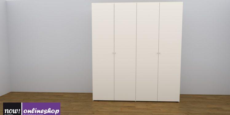 Hülsta NOW! FLEXX Kleiderschrank # 990003 jetzt im now!-Onlineshop zum Aktions-Preis bestellen!