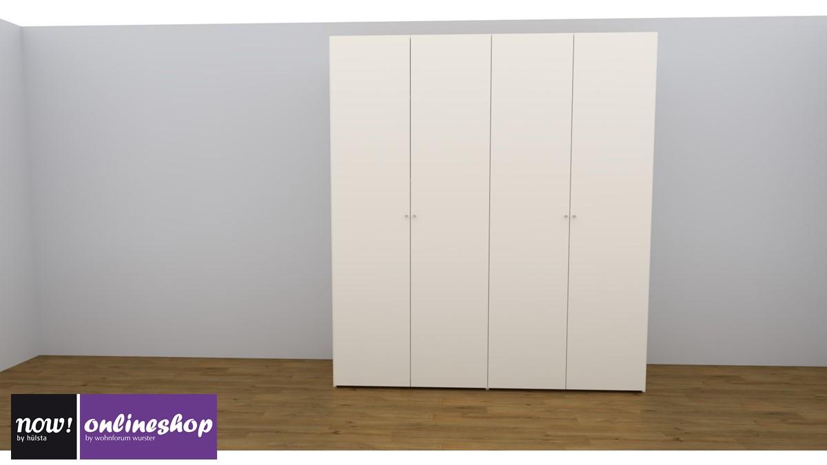 h lsta now flexx vorzugs kleiderschrank 990003 4. Black Bedroom Furniture Sets. Home Design Ideas