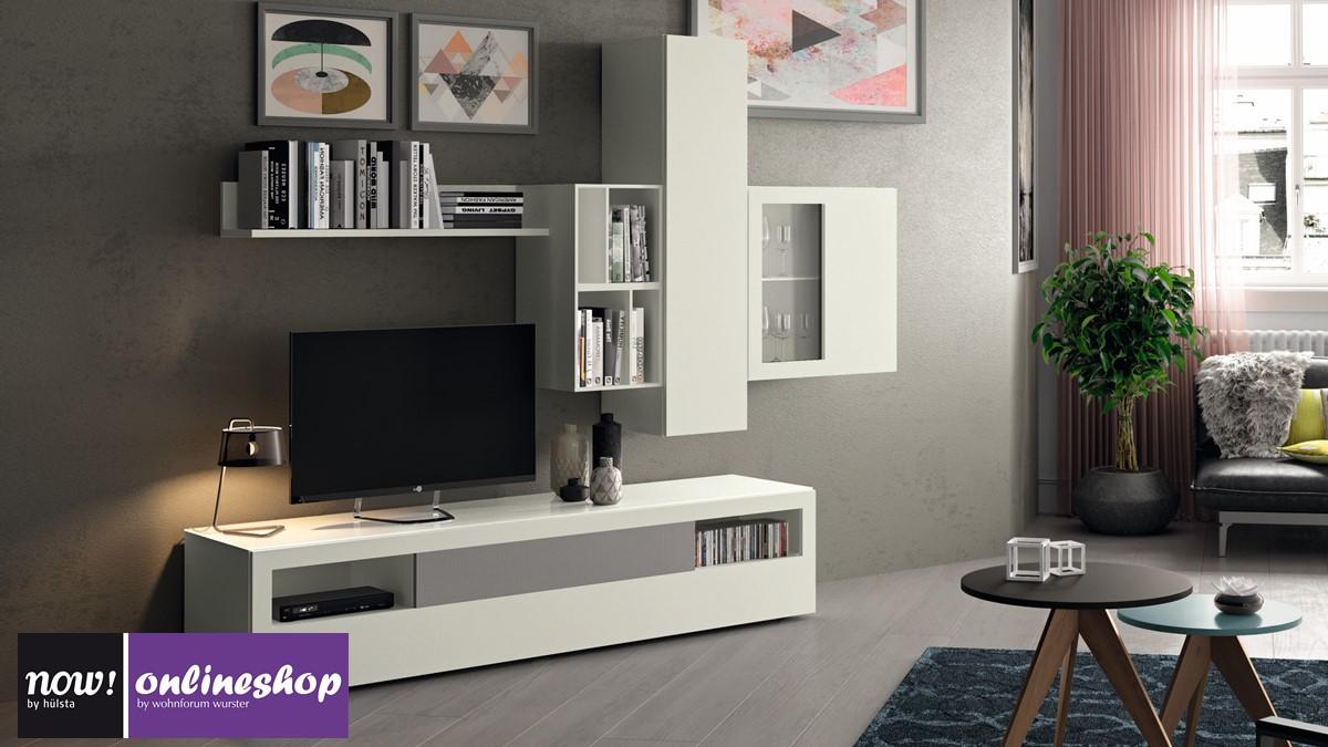 Hülsta Now Vision Wohnwand 990001 über 90 Designs