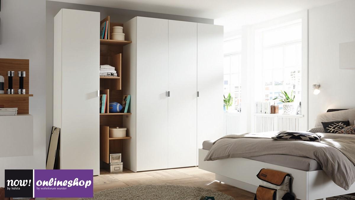 h lsta now basic kleiderschrank mit akzent w hle jetzt aus 3 versch akzenten. Black Bedroom Furniture Sets. Home Design Ideas