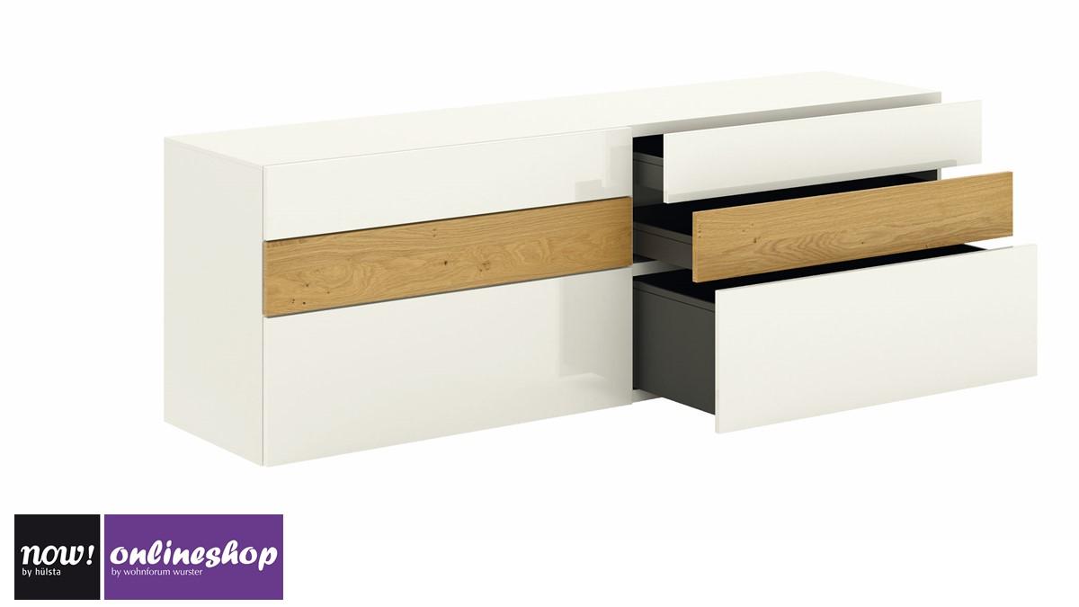 Now Vision Sideboard 1423 Mit 6 Schubladen