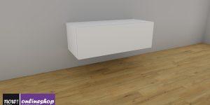 hülsta NOW! FOR YOU Baukasten mit einer Schublade – H35,2 x B105,6 x T45,0 cm