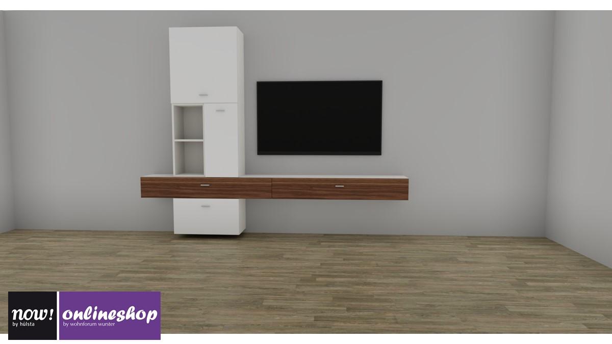 Hülsta Now No 14 Wohwand 980015 981015 Gespiegelt Zahlreiche Designs Jetzt Online Konfigurieren