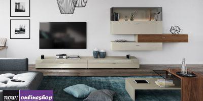 hülsta NOW! NO. 14 Vorzugs-Wohnwand #990010 / #991010 – verschiedene Designs!