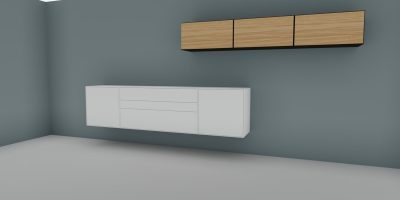 NOW! 25 Sideboard-Kombination - by Michael T. Wurster
