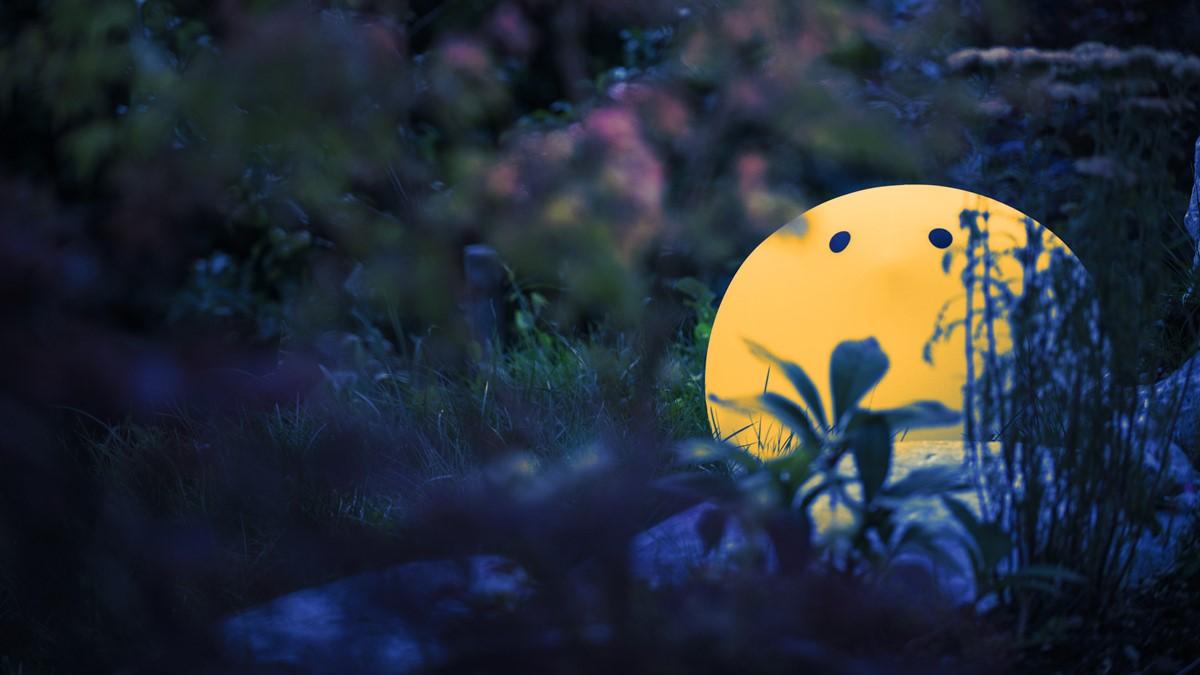 hülsta NOW! Moon Birdy gesichtet in freier Wildbahn